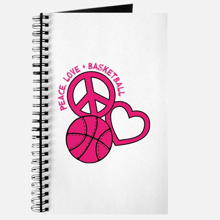 PEACE, LOVE, B-BALL Journal