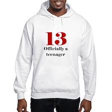 13 Teenager Hoodie