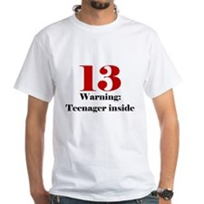 13 Warning Shirt