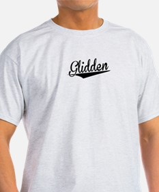 Glidden, Retro, T-Shirt