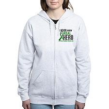 Cerebral Palsy Real Hero 2 Zip Hoodie