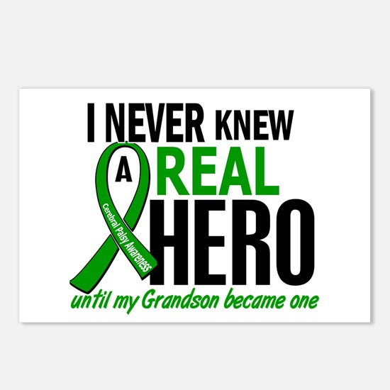 Cerebral Palsy Real Hero Postcards (Package of 8)