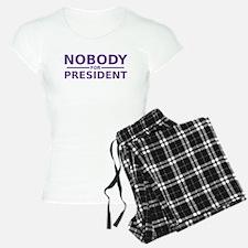 Nobody For President Pajamas