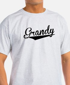 Grandy, Retro, T-Shirt