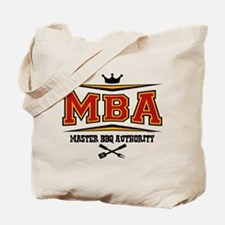 MBA Barbecue Tote Bag