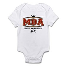 MBA Barbecue Infant Bodysuit