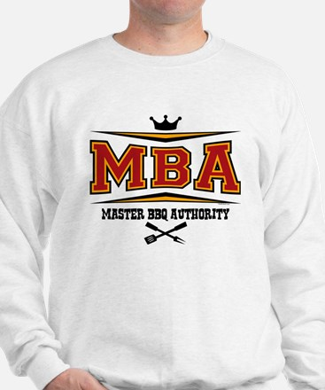 MBA Barbecue Sweatshirt