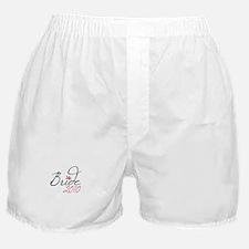 Bride 2010 Boxer Shorts