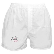 Bride 2011 Boxer Shorts
