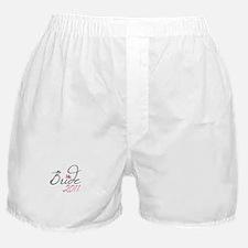 Bride 2011 Boxer Shorts