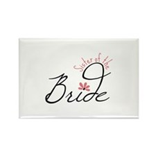 Sister of the Bride Magnets
