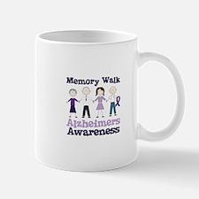 Memory Walk ALZHEIMERS AWARENESS Mugs