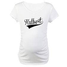 Halbert, Retro, Shirt