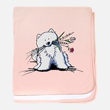 Spitz Cutiepie baby blanket