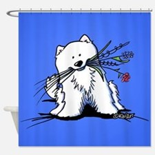 Spitz Cutiepie Shower Curtain