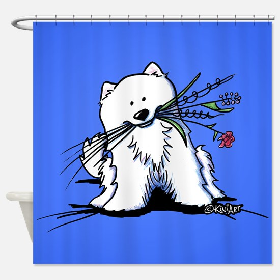 Spitz Cutiepie Shower Curtain