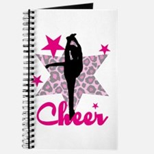 Pink Cheerleader Journal