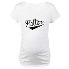 Halter, Retro, Shirt