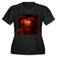 Dragon attack Plus Size T-Shirt