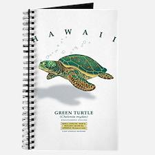 Unique Animals sea turtle Journal