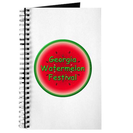 GA Watermelon Festival Journal