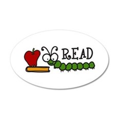 READ Wall Decal