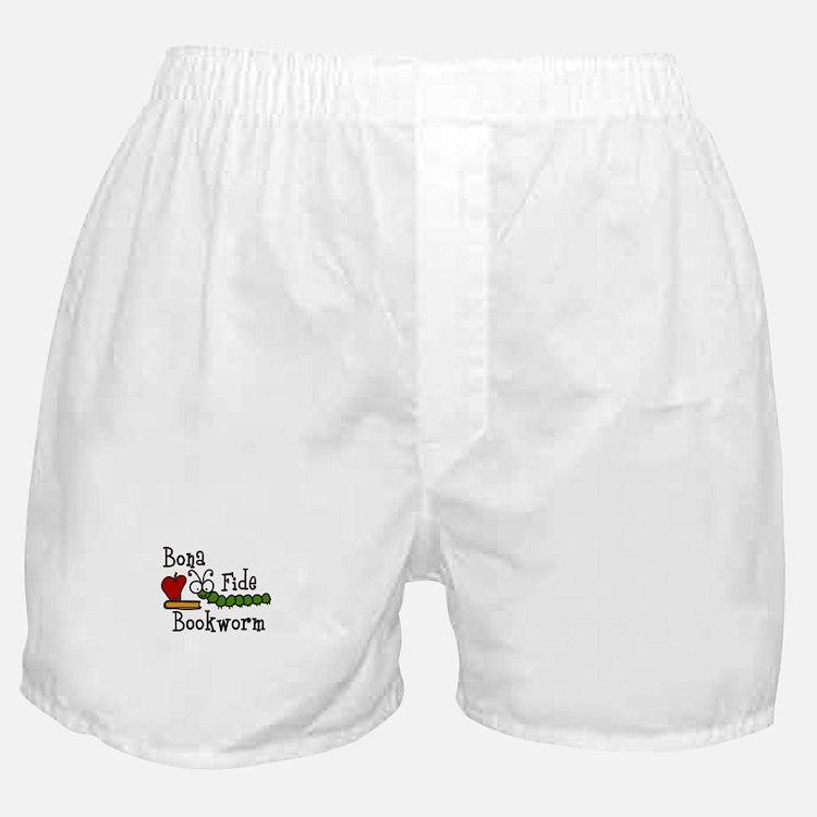 Bonafide Bookworm Boxer Shorts
