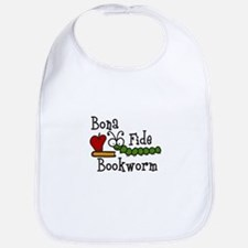Bonafide Bookworm Bib
