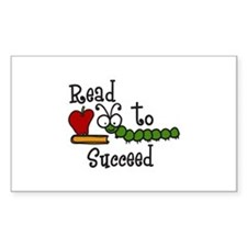 Read to Succeed Decal