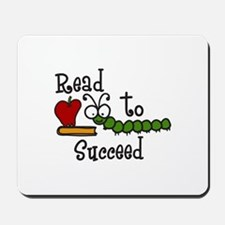 Read to Succeed Mousepad