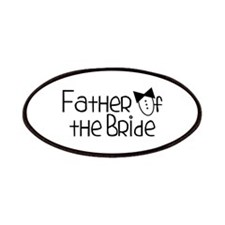 FatHeR Of tHe BRide Patches