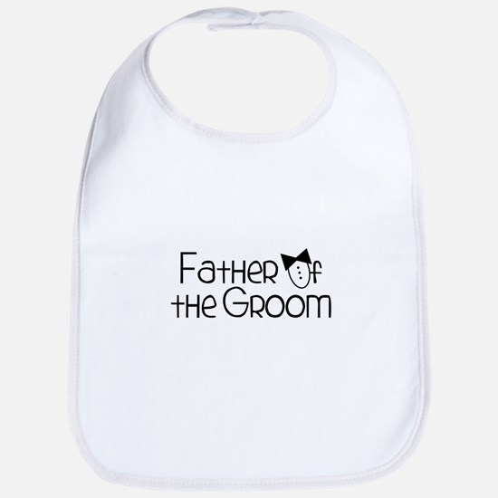 FatHeR Of tHe GRoom Bib