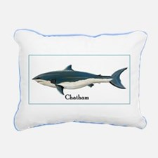Shark Chatham Rectangular Canvas Pillow