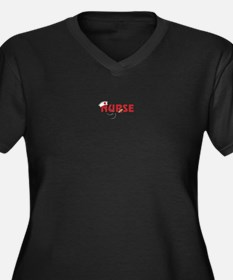 Nurse Plus Size T-Shirt