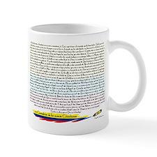 70 cantaletas madre Colombiana Mug