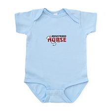 Registered NURSE Body Suit