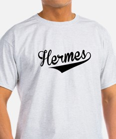 Hermes, Retro, T-Shirt