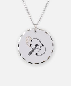 Audiology Necklace