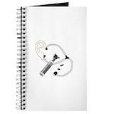 Audiologist Journals & Spiral Notebooks