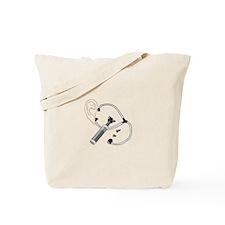Audiology Tote Bag