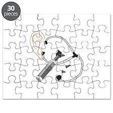 Audiology Puzzle
