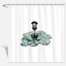 SavedBroadcasts042211.png Shower Curtain