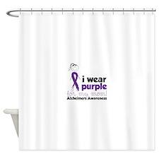 I Wear Purple For My Mom!Alzheimers Awarness Showe
