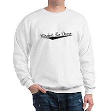 Hinojosa De Duero, Retro, Sweatshirt