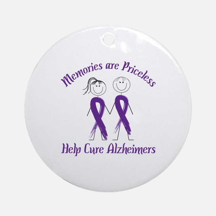 Memories are Priceless Help Cure Alzheimers Orname