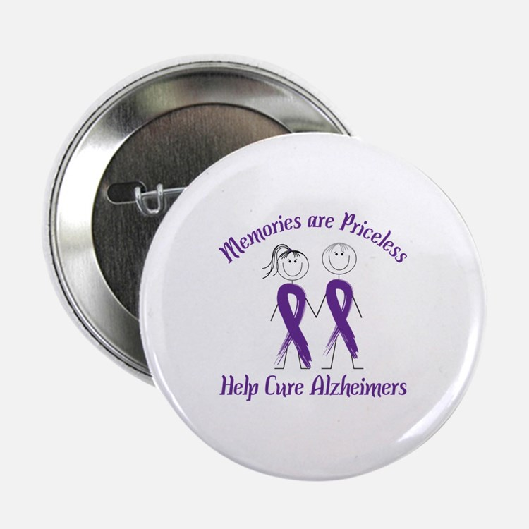 """Memories are Priceless Help Cure Alzheimers 2.25"""""""