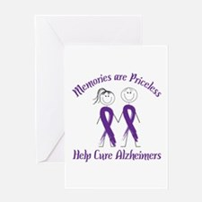 Memories are Priceless Help Cure Alzheimers Greeti