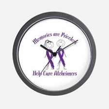 Memories are Priceless Help Cure Alzheimers Wall C