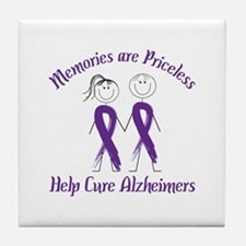 Memories are Priceless Help Cure Alzheimers Tile C
