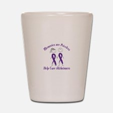 Memories are Priceless Help Cure Alzheimers Shot G